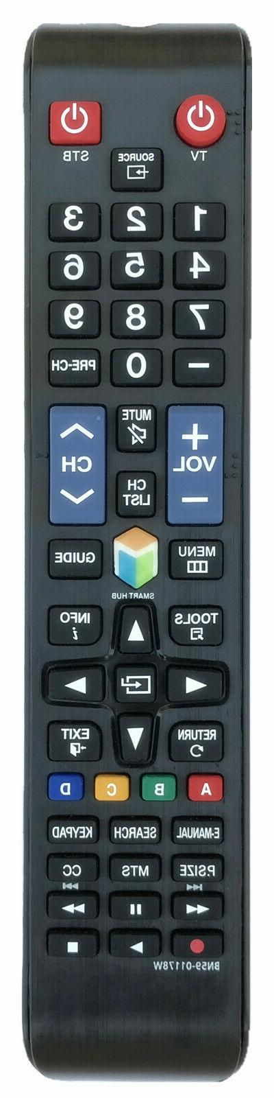 new remote control aa59 00582a fit