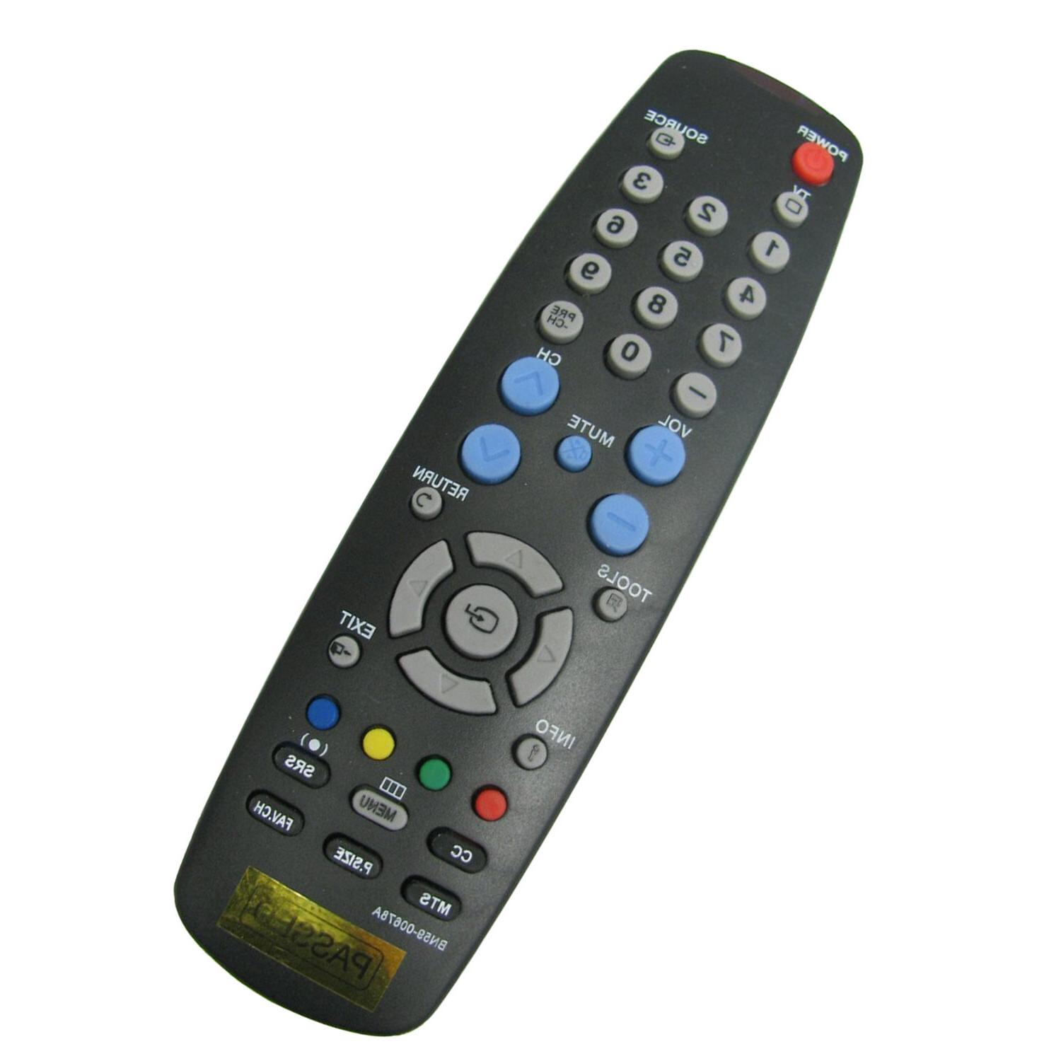 New TV Remote BN59-00678A for Samsung TV HL61A510J1F HL67A51