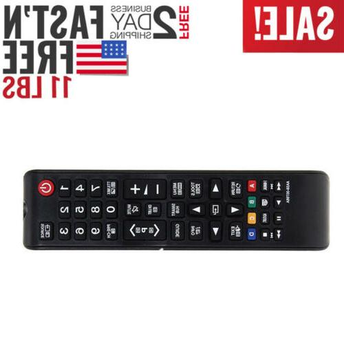New Replacement TV Remote Control For Samsung LED LCD HD BN5