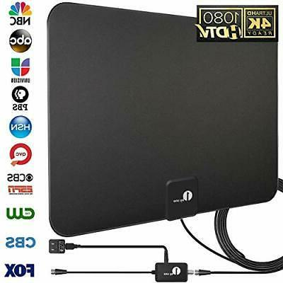ous00 0184 amplified hdtv antenna