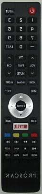 Proscan PLDED3279-SM | PLDED4079-SM Smart TV Remote Control