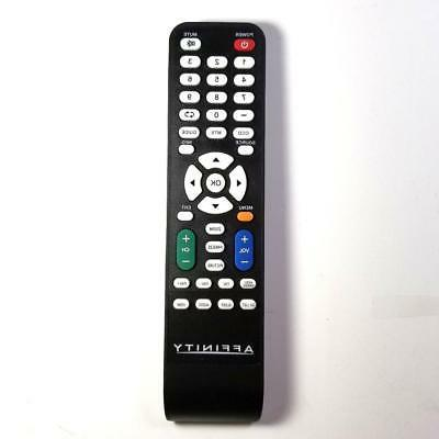 remote control for led hd tv model
