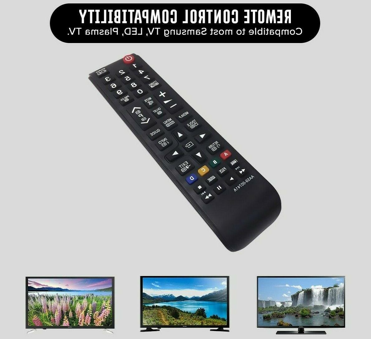 Replacement Remote for Samsung HDTV Smart