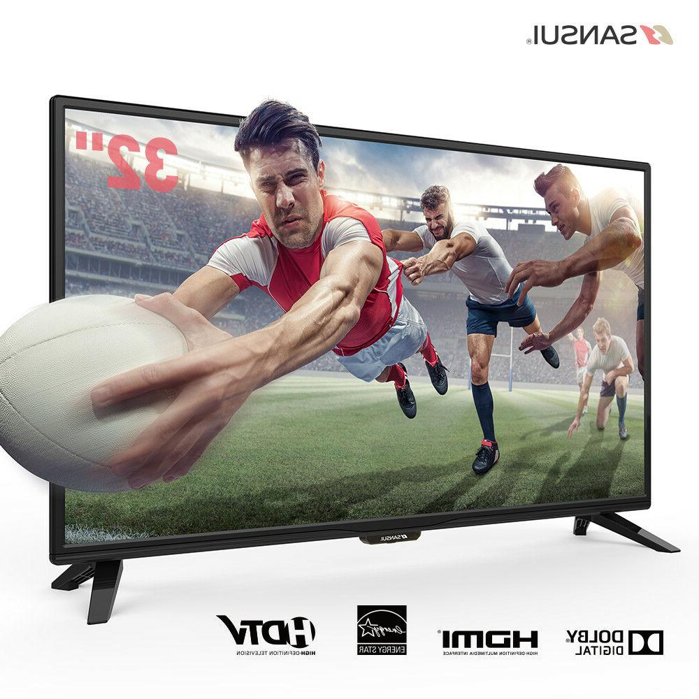 SANSUI HD 1080P TV 60Hz Brand NEW