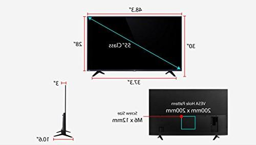 TCL 55-Inch Ultra LED TV