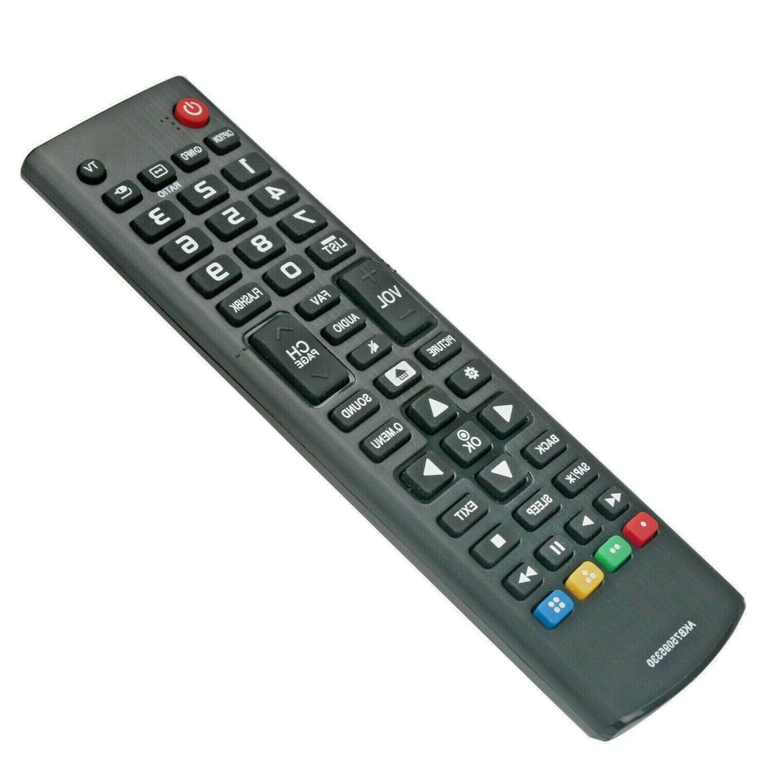 smart tv remote control akb75095330 replace
