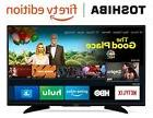 Smart TVs 43-inch Toshiba 4K Ultra HD Smart LED TV with HDR