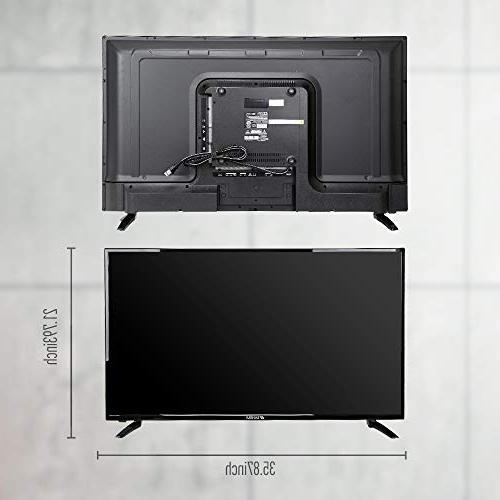 40'' with HDMI Widescreen Display 3 x Ports
