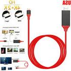 Type C To HDMI HDTV AV TV Cable Adapter For Samsung Galaxy N
