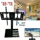 """Universal LCD TV Stand Pedestal Base With Mount Fits 37""""-55"""""""
