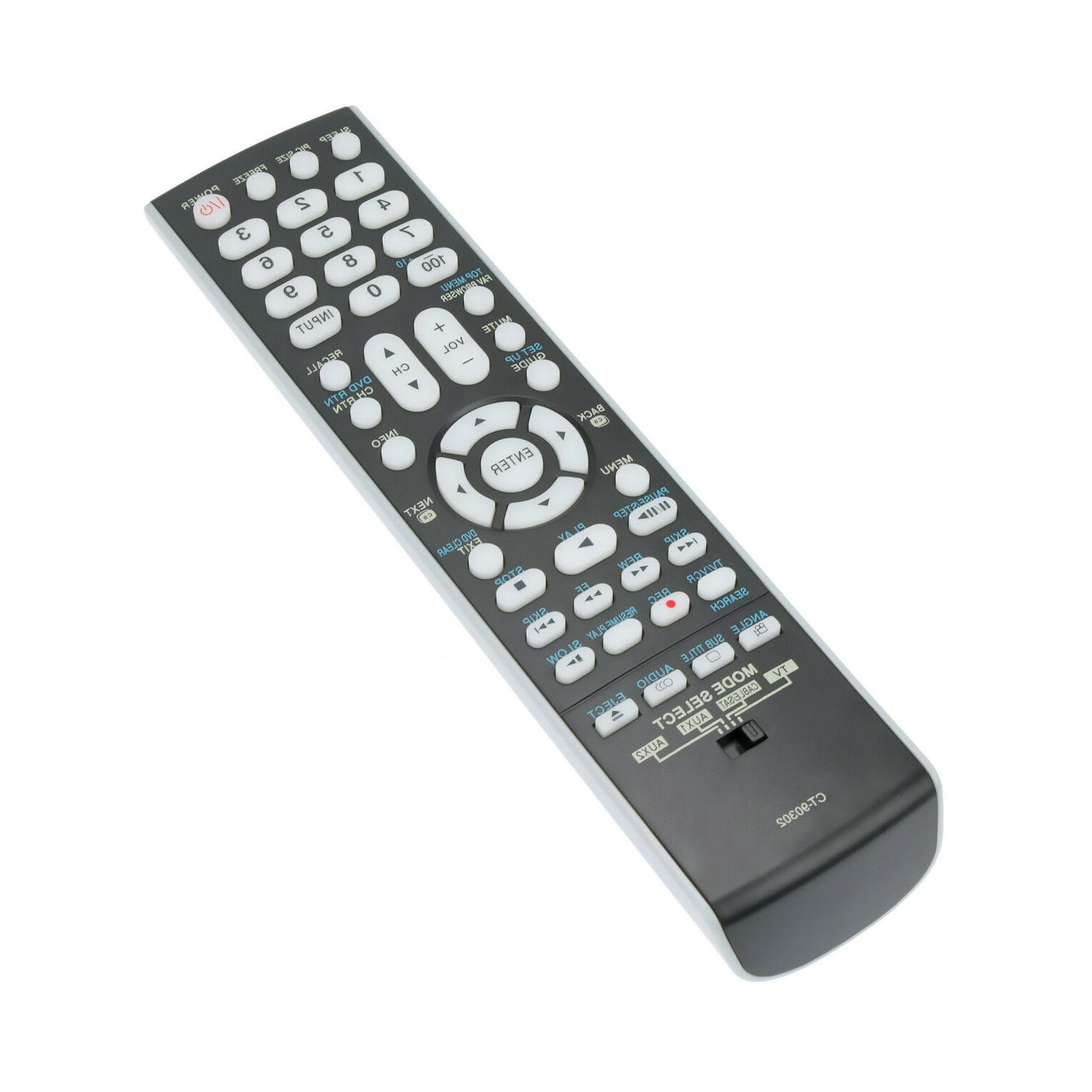 us new remote control ct 90302 subs
