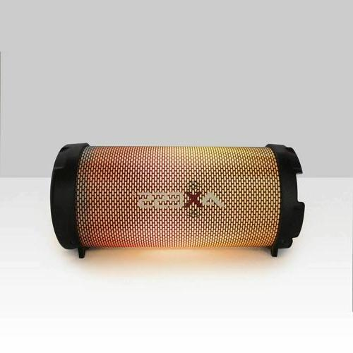 AXESS HIFI with Disco LED Lights Blue (S
