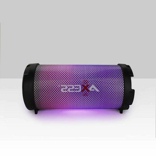 AXESS Vibrant HIFI Speaker Disco Blue