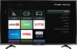 Sharp LC-55LBU591U 55'' 4K Smart Roku LED Ultra HD TV