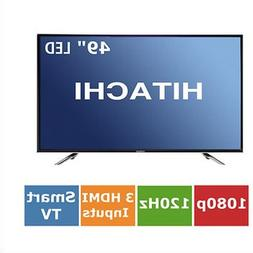 "Hitachi LE49A6R9 49"" Smart 1080p LED HDTV with Roku Ready St"