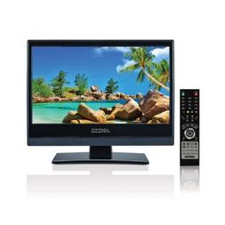 "NEW AXESS 13.3"" HDTV LCD LED HD TV TELEVISION 12 VOLT CAR CO"