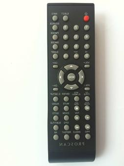 NEW PROSCAN DVD COMB TV REMOTE CONTROL For Proscan PLCDV3213