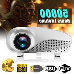 New Mini <font><b>Projector</b></font> Full HD Portable 1080