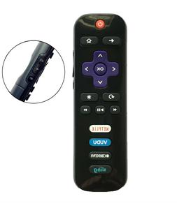 New RC280 LED HDTV Remote for TCL ROKU TV with CBSNEWS Sling