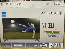"Proscan PLDED3273A 32"" 720p 60Hz Direct LED HD TV with Remot"