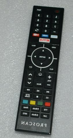 Proscan PLDED5538 | Smart TV Remote Control