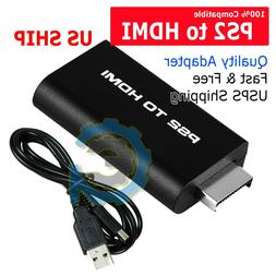 ps2 to hdmi video converter adapter
