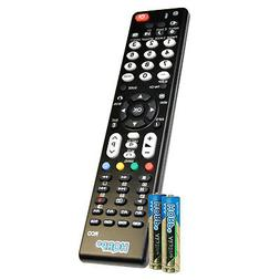 "HQRP Remote Control for Hitachi 19""-42"" Series LCD LED HD TV"