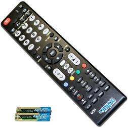 HQRP Remote Control for Hitachi Series LCD LED HD TV Smart 1