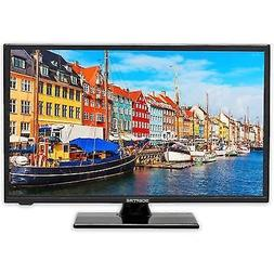 "Space saver Sceptre 19"" Class HD  LED TV"
