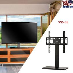 """Table Top Desk TV Mount Stand for 32""""to60"""" Height Adjust Bet"""