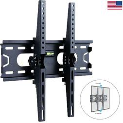 "26-50"" TILT TV Wall Mount Bracket Plasma Flats LED LCD For S"
