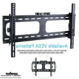 Tilting Low Profile TV Wall Mount for 32 39 42 48 50 60 65 7