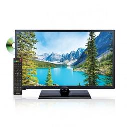 AXESS TVD1805-24 24-Inch LED HDTV, Features AC/DC Technology