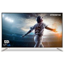 "Skyworth G2A Series 50"" 4K 2160p UHD HDR 60Hz LED Smart Andr"