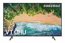 "Samsung 54.6"" 4K Ultra HD Smart LED TV  Wall Mounting Bundle"