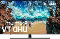 "Samsung UN55NU8000 2018 55"" Smart LED 4K Ultra HD TV with HD"