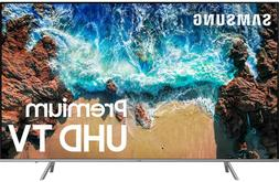 "Samsung UN82NU8000 2018 82"" Smart LED 4K Ultra HD TV with HD"