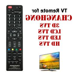 universal tv remote for changhong 3d lcd