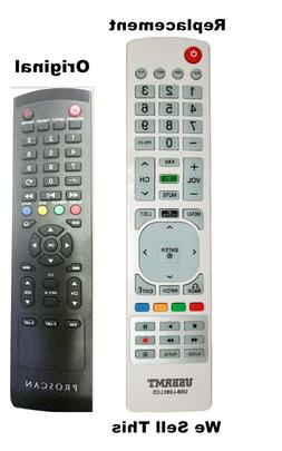 New USB Universal Remote for Model 01 for PROSCAN TV - Alrea