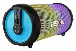 vibrant plus black hifi bluetooth speaker