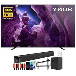 """Sony XBR55A8H 55"""" A8H 4K OLED Smart TV  with Deco Gear Home"""